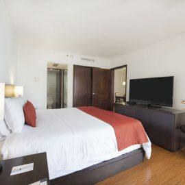 habitación suite hotel belfort