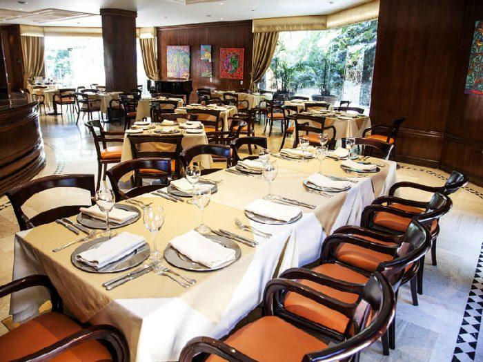 restaurante hotel en medellin